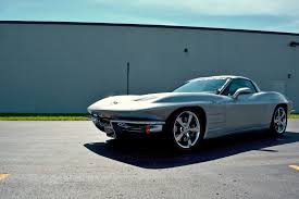 how many 63 split window corvettes were made karl kustom corvette 63 split window lingenfelter cars
