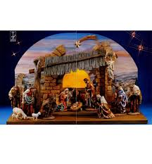 home interiors nativity set demetz nativity set 1950 from henninger u0027s religious goods in cleveland