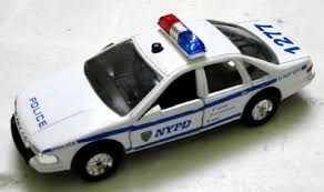 toy police cars with working lights and sirens for sale 1 43 nypd police car w lights siren