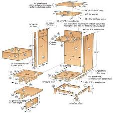 how to build a base for cabinets to sit on plans for building kitchen base cabinet workshop projects
