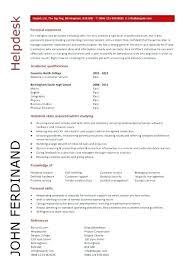 undergraduate resume template undergraduate resume template sle resume for call center entry