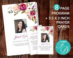 beautiful funeral programs beautiful printable funeral program ready to edit print with