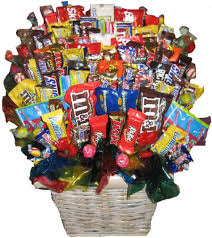 candy gift baskets candy bouquet gift baskets get more chocolate gift ideas here