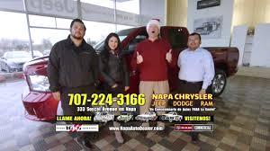 chrysler jeep dodge dealership napa chrysler jeep dodge ram december spanish tv spot feliz