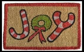 Holiday Doormat Import Decor Doormats