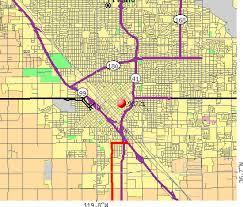 map of fresno fresno ca zip code map zip code map