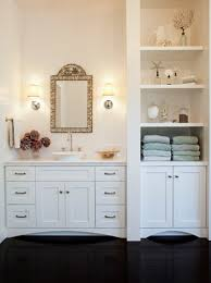 stand up cabinet for bathroom stand up shower remove shower and put in shelving system seen on