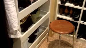 small walk in closet closet design and organization with island