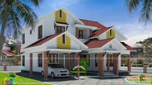 2245 sq ft modern mix traditional home kerala home design