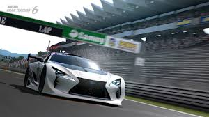 lexus sports car racing this might be the lexus race car of the future