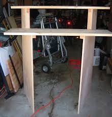 construire un bureau en bois comment fabriquer votre bureau debout