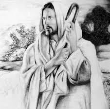 jesus by alena koshkar on deviantart