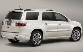 Gmc Acadia Denali Interior Used 2011 Gmc Acadia For Sale Pricing U0026 Features Edmunds
