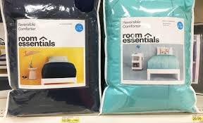 Room Essentials Comforter Set 20 Off Bedding U0026 Bath At Target The Krazy Coupon Lady