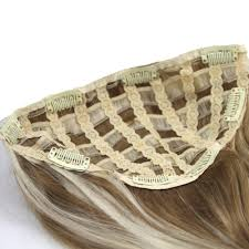 clip in hair extensions uk wave premiumline synthetic clip in hair extension biya