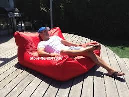 Sunbrella Indoor Sofa by Aliexpress Com Buy Sunbrella Indoor Outdoor Bean Bag Chair In
