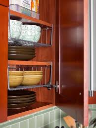 Kitchen Cabinet Storage Baskets 20 Ways To Squeeze A Little Extra Storage Out Of A Small Kitchen