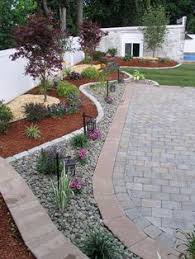 Done Right Landscaping by Asphalt Driveway Belgard Retaining Wall With Planters And Steps