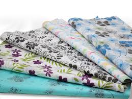 floral tissue paper tissue paper paper shreds floral prints tissue paper