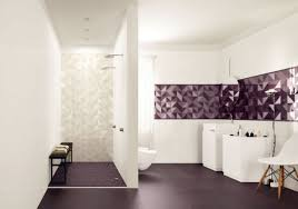 Large White Wall Tiles Bathroom - several bathroom tile ideas and tips for your home midcityeast
