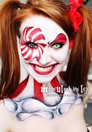 Creepy Clown Halloween Costumes Scary Clown Halloween Makeup Halloween Scary