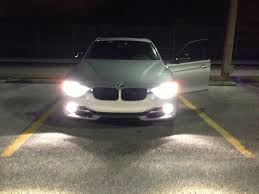 bmw f30 fog light bulb how to replace the foglight bulb