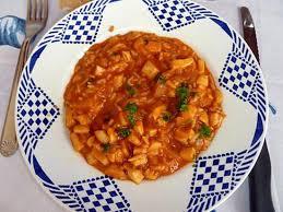 cuisiner la seiche fraiche recette de blanc de seiches à la provençale