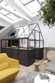 Greenhouse Design Reinvented Parisian Loft Inspired By Greenhouse Design Wave Avenue