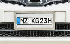Zulassungsstelle Bad Kissingen Hauptseite Autoschilder Kürzinger