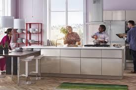 photos cuisines ikea ikea ilot central cuisine beautiful agrandir ilot central et