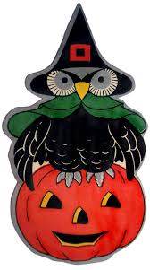 Vintage Halloween Decorations 179 Best Images About Craft Halloween On Pinterest Artworks