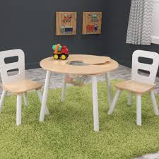 chalkboard art table with stools