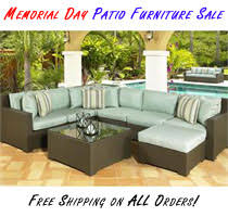patio furniture memorial day sale at furnitureforpatio com