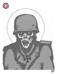 printable shooting targets pdf moretoyguns free printable airsoft targets including zombies