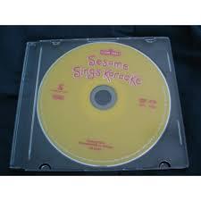 sesame sesame sings karaoke dvd 074645572796 on ebid united
