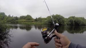 ultra light rod and reel my current ultra light lure fishing rod set up youtube