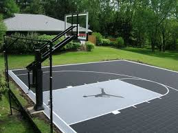 Outdoor Basketball Court Cost Estimate by 125 Best Sport Court Images On Backyard Basketball