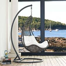 Lounge Swing Chair Modterior Outdoor Outdoor Chairs Abate Outdoor Patio