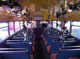 London Bus Interior Classic London Bus Red Routemaster Wedding Bus In London