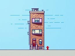 House Flat Design 103 Best Outline House Images On Pinterest Vector Illustrations