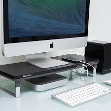 bureau pour ordinateur bureau pour ordinateur portable satechi f1 usb x 4 noir