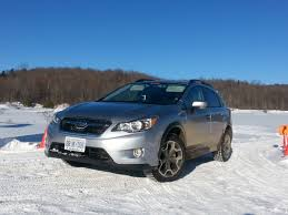 subaru forester snow confidence is the word for subaru in the snow toronto star