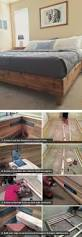 20 easy diy bed frame projects you can build on a budget king