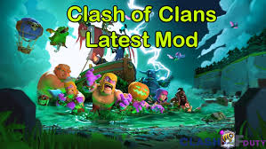 mod apk get clash of clans v 9 256 17 mod apk ipa android ios now