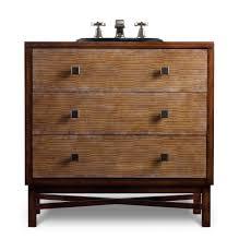 Vanity Company Baker 34 Inch Hall Chest Bathroom Vanity By Cole U0026 Co Designer Series