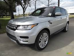silver range rover sport 2017 2017 indus silver land rover range rover sport hse 118032718