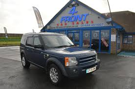 used 2005 land rover discovery 3 tdv6 se 2 7 diesel auto leather