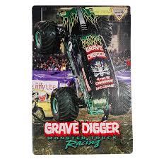 grave digger monster truck merchandise jam grave digger foam puzzle