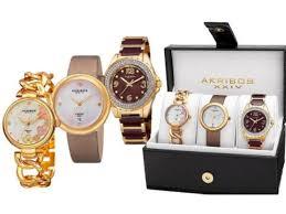 quartz diamond bracelet images Akribos xxiv women 39 s ak887yg quartz diamonds bracelet and strap jpg