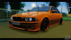 stanced bmw m5 bmw m5 for gta san andreas